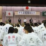 7月6日(日)少年柔道春日大会