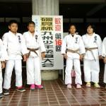 10月26日(日)第16回磯貝杯九州少年柔道大会