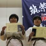 11月30日(日)第6回筑紫道場少年柔道大会