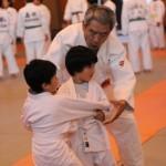 平成27年6月4日(木)志摩柔道さんと合同練習