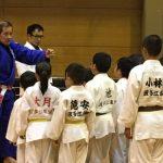 平成29年10月19日(木)志摩柔道さんと合同練習