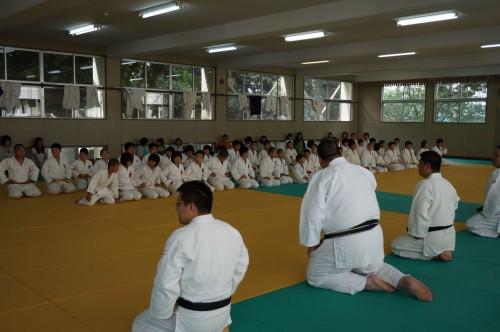 6月15日(日)糸島高校にて合同練習会