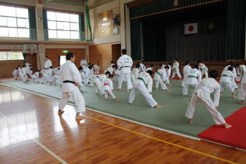7月5日(土)南風柔道スポーツ少年団さんへ出稽古