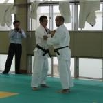 7月11日(金)持田達人先生による柔道教室
