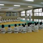 8月5日(火)持田達人先生による柔道教室