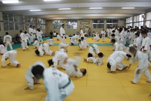 8月10日(日)雷山柔道合同練習会