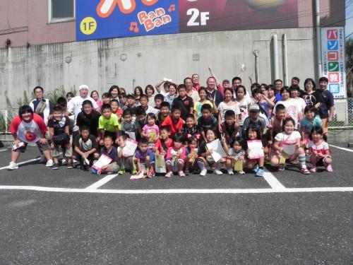8月30日(土)親子レクリエーション