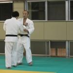 10月10日(金)持田達人先生による柔道教室