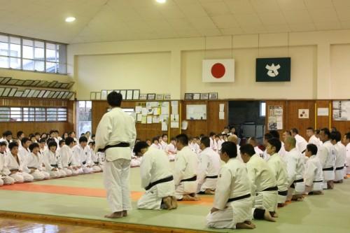 平成27年2月15日(日)篠栗道場の合同練習