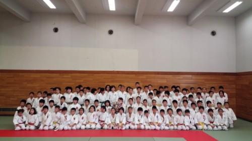 平成27年3月28日(土)中部柔道場連盟合同練習会