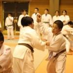 平成27年4月23日(木)志摩柔道さんと合同練習