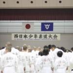 平成27年5月3日(日)第43回西日本少年柔道大会