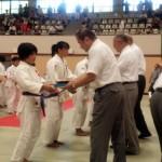 平成27年6月7日(日)第32回福岡県少年柔道選手権大会