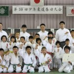 平成27年7月5日(日)第39回少年柔道春日大会