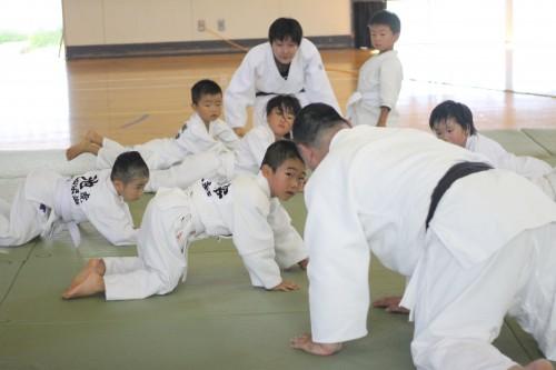 平成27年8月8日(土)練習
