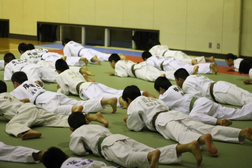 平成28年2月10日(水)練習