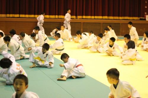 平成28年3月15日(火)志摩柔道さん、桜野柔道さんと合同練習