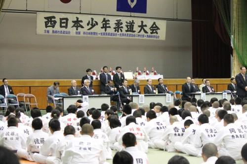 平成28年5月3日(火)第44回西日本少年柔道大会