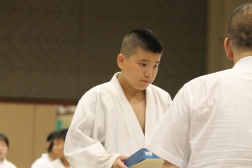 平成28年6月12日(日)第33回福岡県少年柔道選手権大会