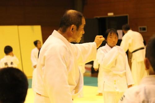 平成28年7月19日(火)志摩柔道さんと合同練習