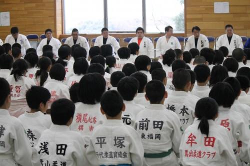 平成29年3月18日(土)中部柔道場連盟合同練習会