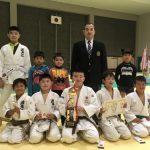 平成29年3月19日(日)第34回福岡県少年柔道大会