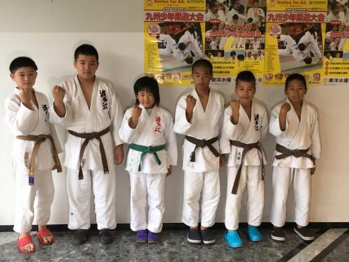平成29年6月25日(日)第32回マルちゃん杯九州少年柔道大会
