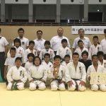 平成29年7月9日(日)第41回少年柔道春日大会