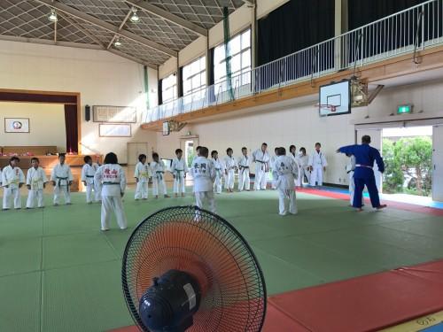 平成29年8月5日(土)練習