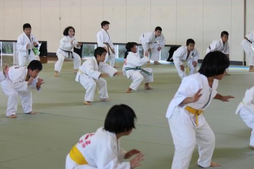 平成29年10月7日(土)練習