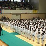 平成29年12月3日(日)第34回福岡県女子柔道選手権大会