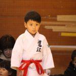 平成30年1月13日(土)第3回昇級審査会
