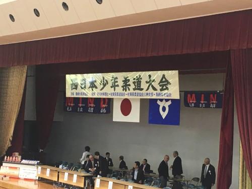 平成30年5月3日(木)西日本少年柔道大会