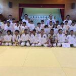平成30年8月5日(日)糸島市少年柔道大会
