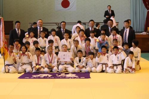 平成30年11月23日(金)第40回糸島市少年柔道大会