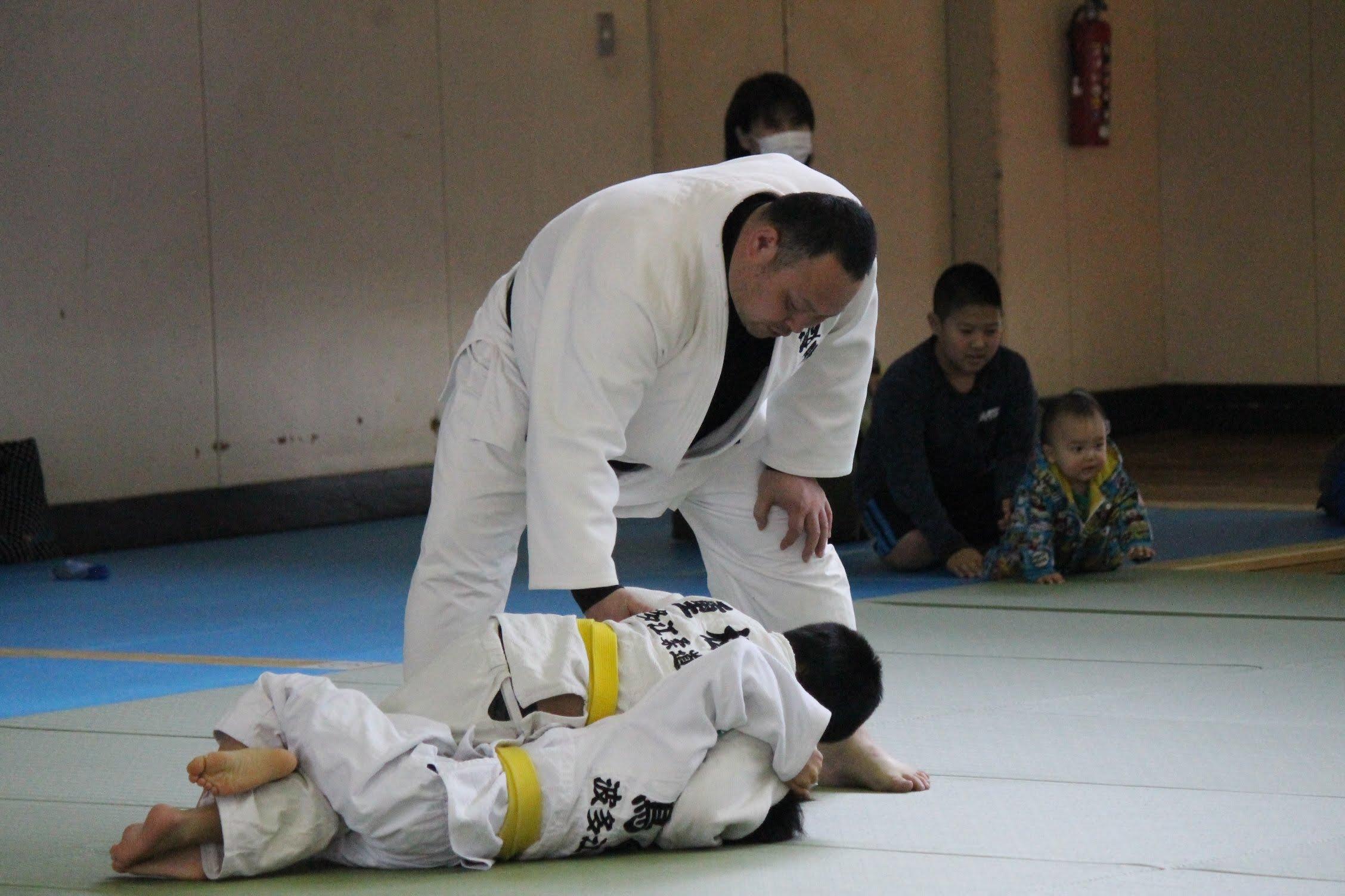 平成31年1月19日(土)練習
