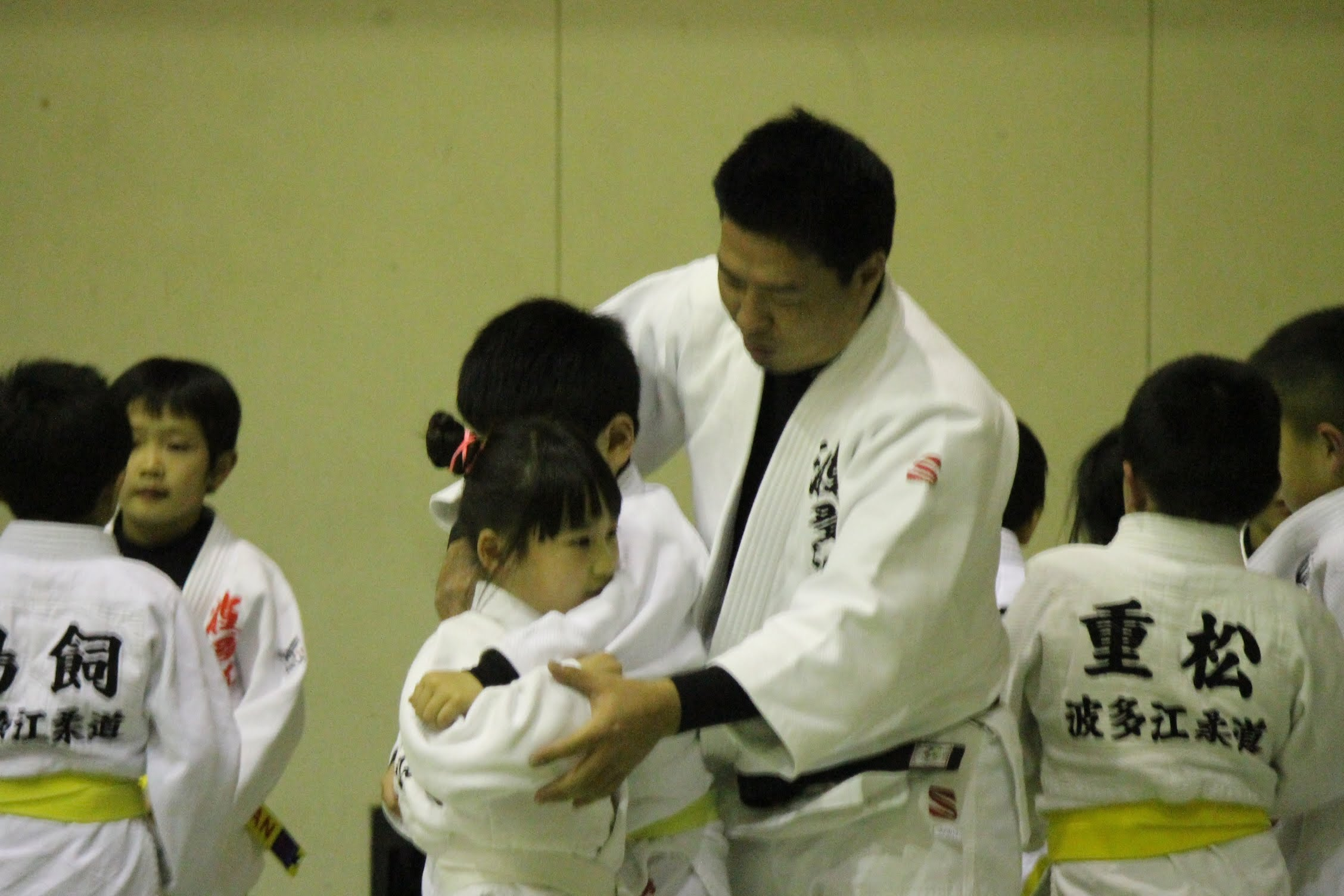平成31年1月8日(火)練習