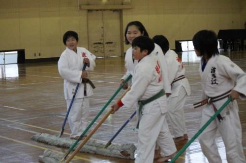 平成31年2月9日(土)練習