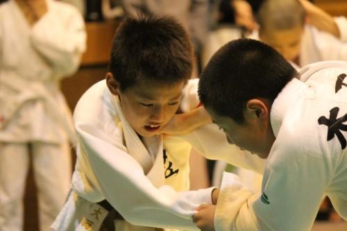 平成31年4月19日(金)桜野柔道さんと合同練習
