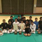 令和元年6月16日(日)福岡県少年柔道選手権大会