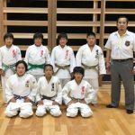 令和元年6月23日(日)第34回マルちゃん杯九州少年柔道大会