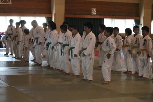 令和元年8月17日(土)南風柔道さんと合同練習