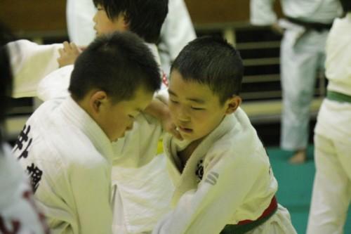 令和元年8月22日(木)志摩柔道さんと合同練習