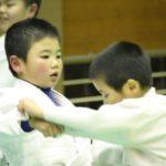 令和2年1月9日(木)志摩柔道さんと合同練習