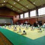令和2年2月8日(土)会場設営及び志摩柔道さんと合同練習