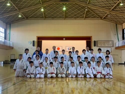 令和2年10月24日(土)波多江柔道秋季大会